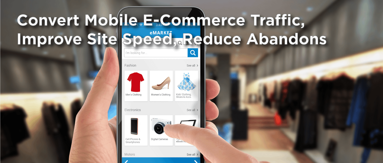 automatic device detection and image optimization for mobile e-commerce